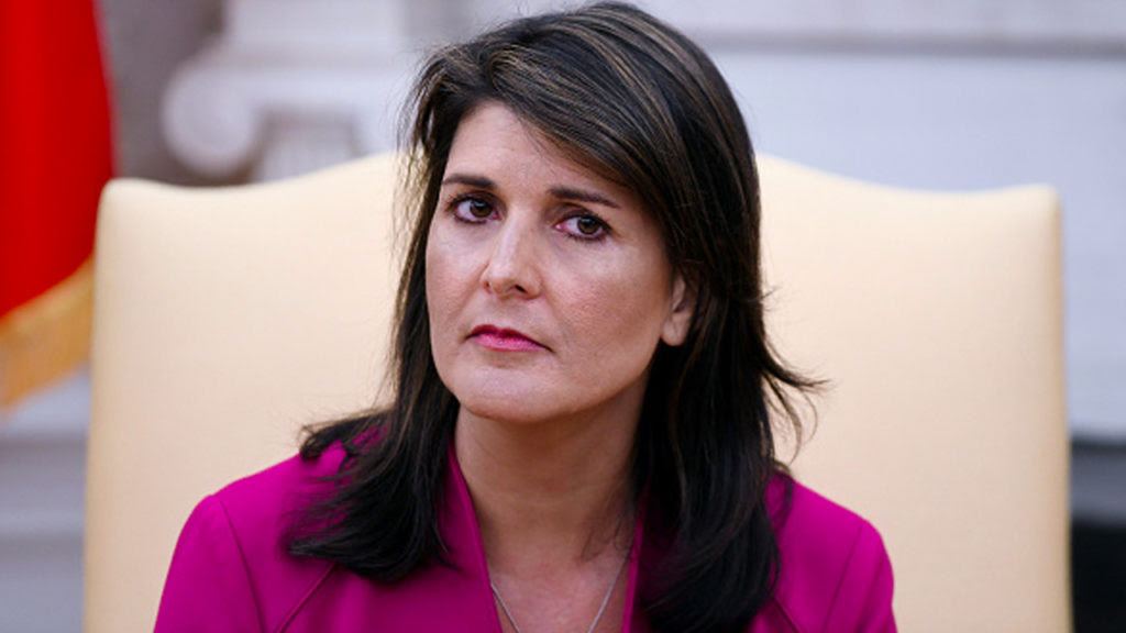 Inside Nikki Haley's Shocking Speech to Secretive Far-Right Group