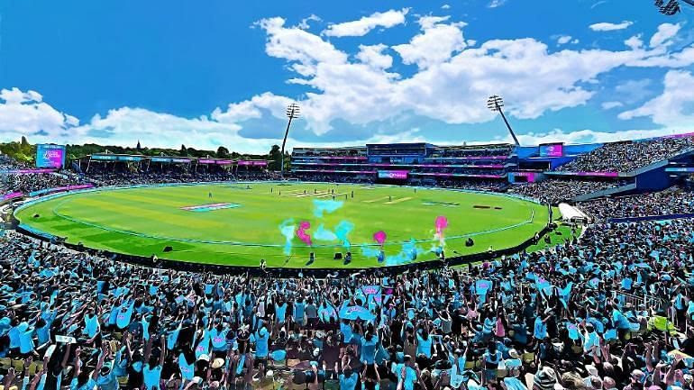 The fans will witness a sea of blue at Edgbaston