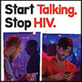 Start Talking. Stop HIV