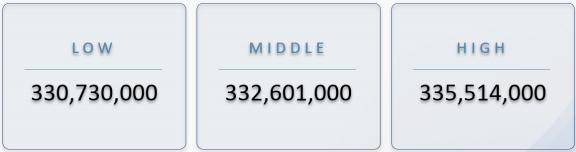 Demographic Analysis Estimates 2020