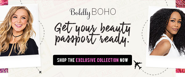 Boldly BOHO. Shop the exclusive collection now!