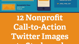 12 Nonprofit Call-to-Action Twitter Images to Study and Learn From