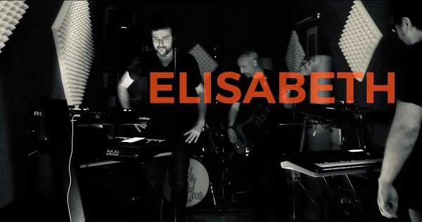 SERCH. - video Elisabeth sesi贸n de grabaci贸n en directo