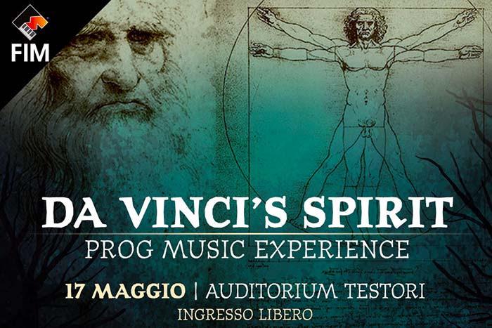 Da Vinci'S Spirit Prog Music Experience