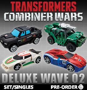 COMBINER WARS 2016 DELUXE