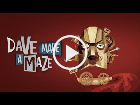 Dave Made a Maze Official Trailer | ARROW