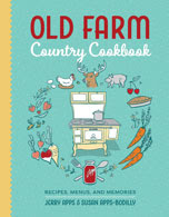 Old Farm Country Cookbook book cover