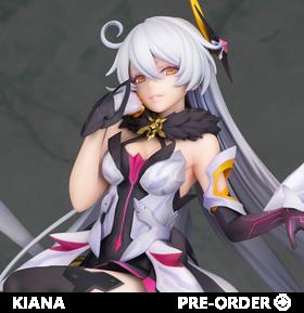 Honkai Impact 3rd Kiana 1/8 Scale Figure