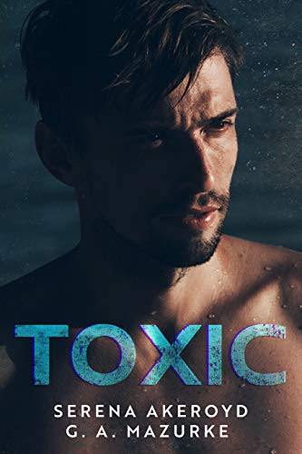 Cover for 'Toxic'