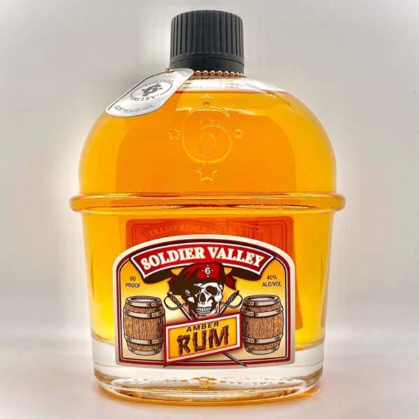 Soldier Valley Amber Rum