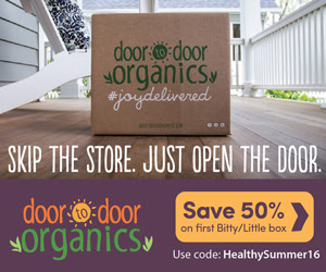 Door To Door Organics: 50% Off...