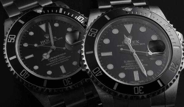 Submariner Steel Watches