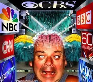 mass media brainwashing