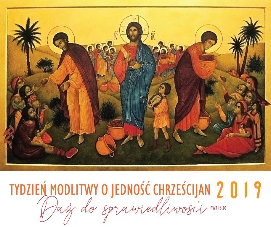 Znalezione obrazy dla zapytania tydzień modlitw o jedność chrześcijan 2019