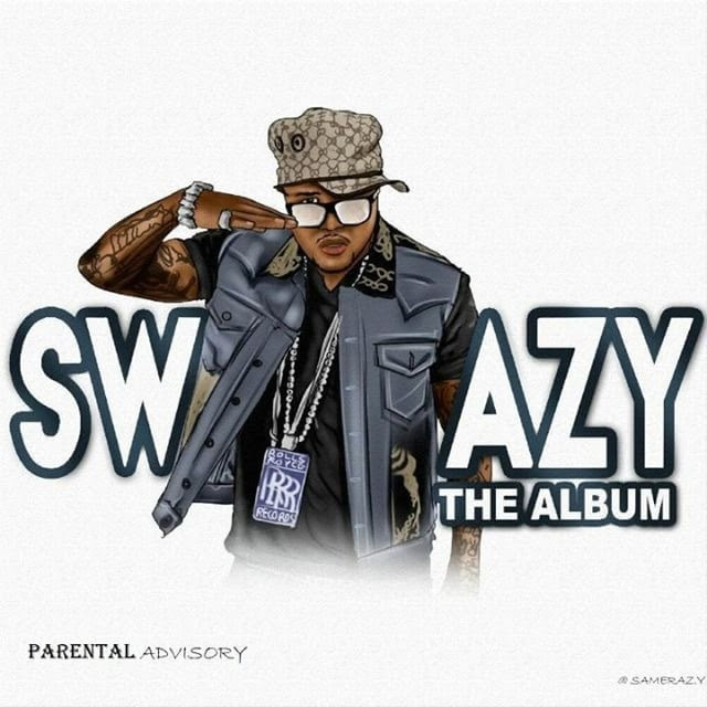Swazy The Album Cover
