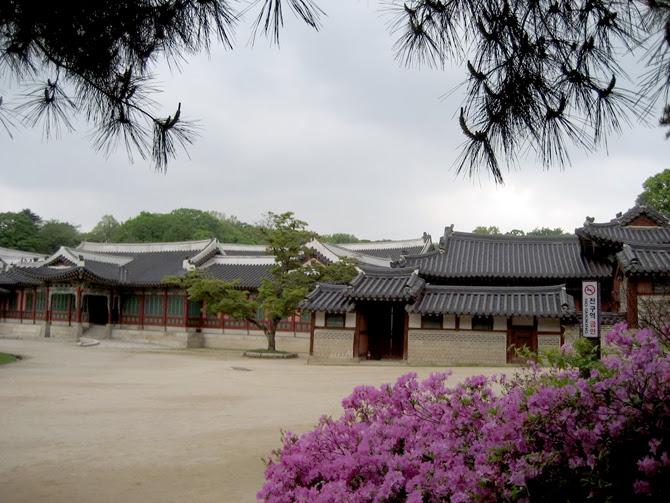 Archi - Cố cung Gyeongbok – niềm tự hào của kiến trúc cung điện phương Đông