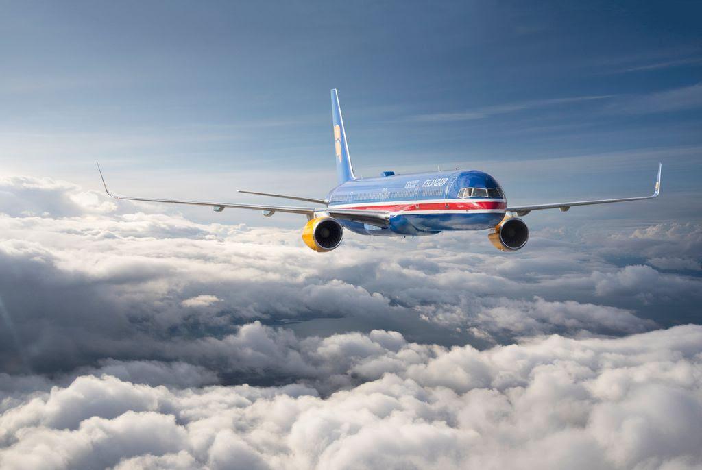 Icelandair Economy Class