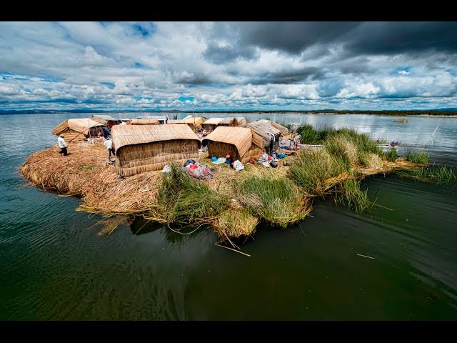 The Mysterious Floating Islands Of Lake Titicaca In Peru  Sddefault