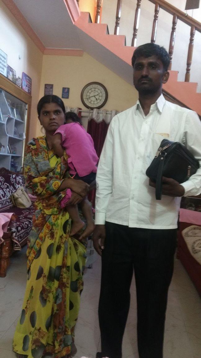 Pastor Basavraja_ Chiradurga_ Karnataka_ 25 January 2017