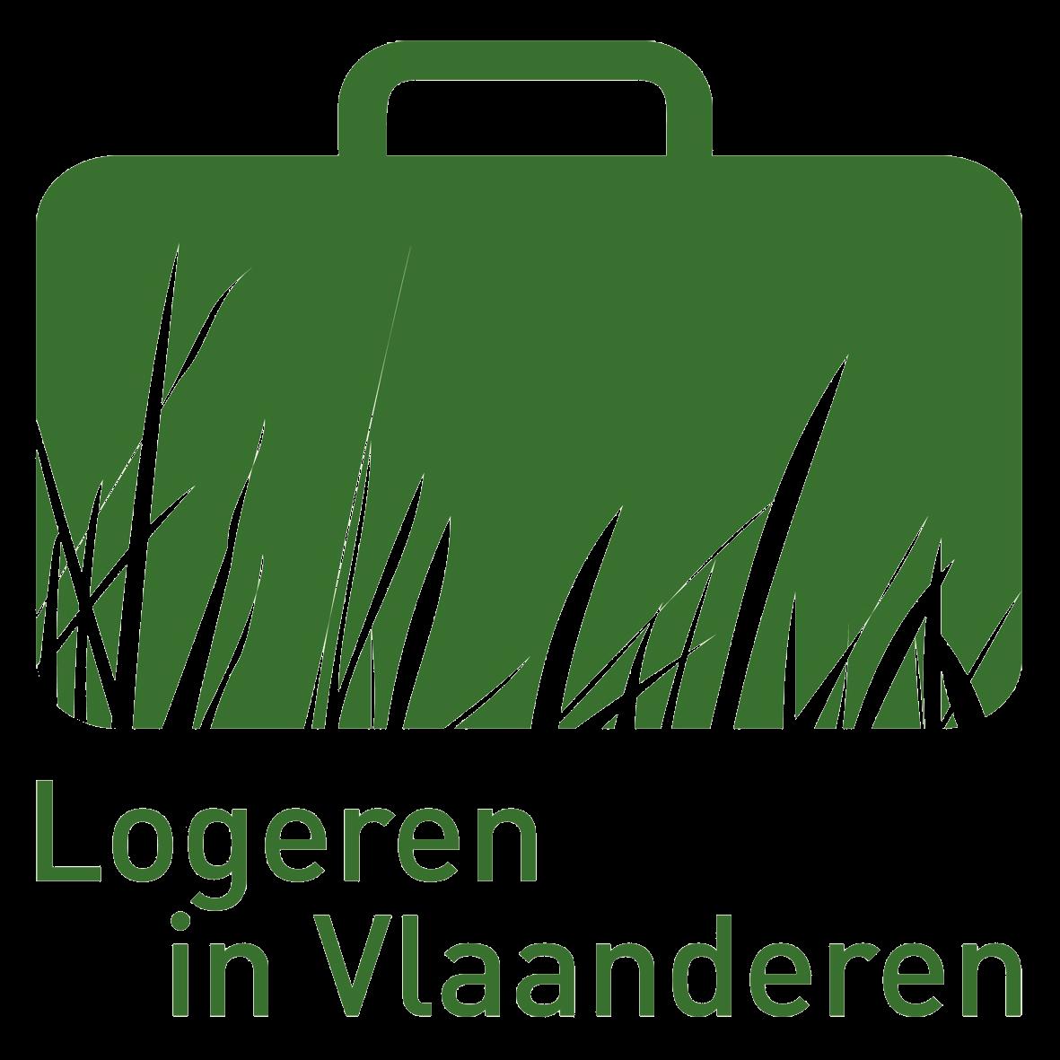 Logo Logeren in Vlaanderen Vakantieland