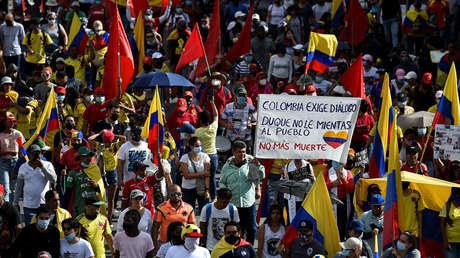 Ejecuciones extrajudiciales, 'casas de pique' y fosas comunes: denuncian la desaparición de 120 manifestantes en Cali