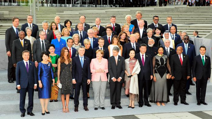 G20 : Donald Trump obtient un compromis sur le climat et le commerce