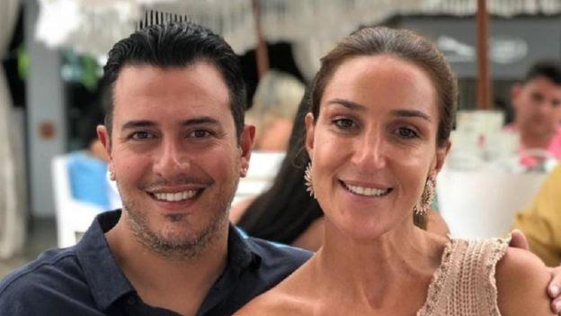 Bernardo e Patrícia Schucman