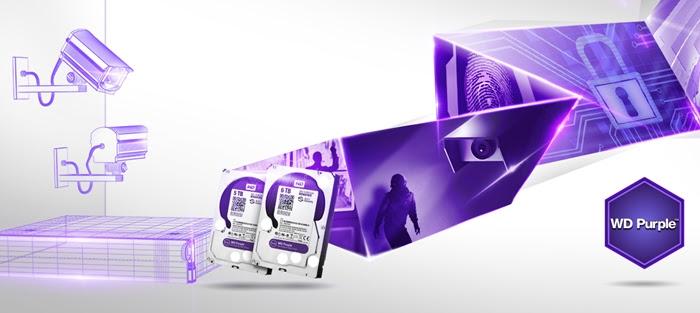 Módosultak a WD Purple® merevlemezek cikkszámai 2