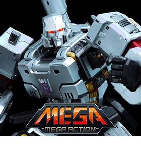 MAS-02 MEGATRON MEGA ACTION FIGURE