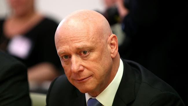 AGL boss Andy Vesey will meet PM Malcolm Turnbull today. Picture: Kym Smith