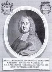Althann Mihály püspök