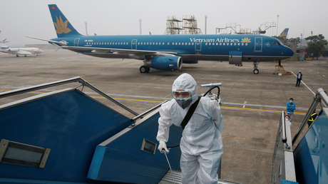 El coronavirus podría hacer que casi todas las aerolíneas quiebren a finales de mayo