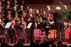 LSO in concert
