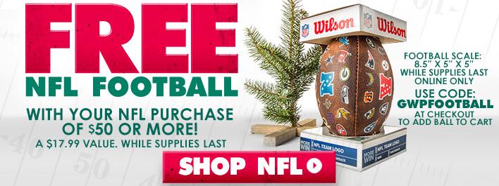 free nfl football