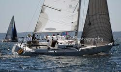 J/105 Good Trade- sailing J/Fest New Englands