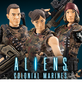 ALIEN 1/18 SCALE COLONIAL MARINES