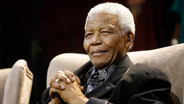 El expresidente sudafricano Nelson Mandela. REUTERS