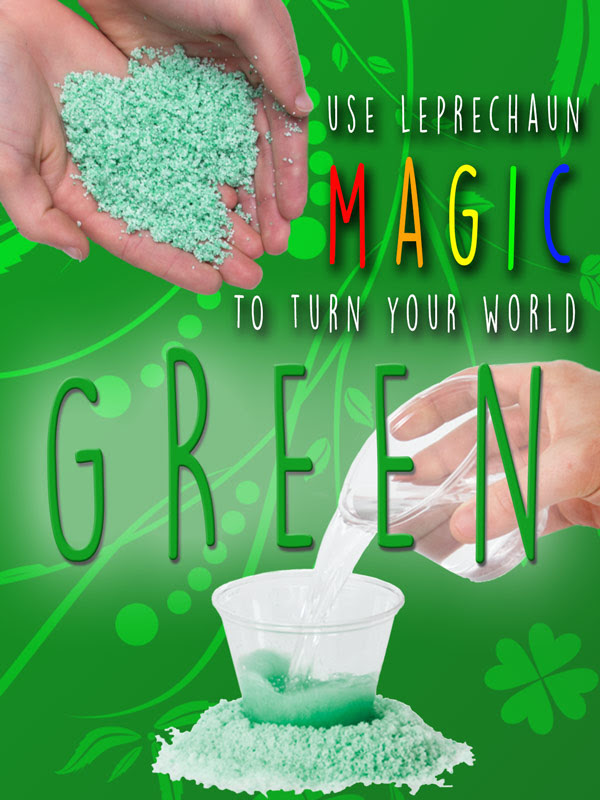 St. Patrick`s Day Science Expe...