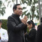Le Premier ministre thaïlandais Prayuth Chan-ocha à Bangkok, le 2 mai 2017.