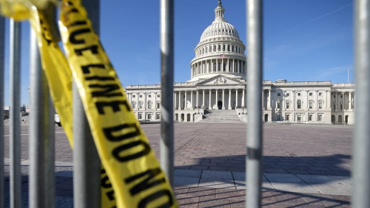 Is a government shutdown on the way?