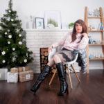 Transgender_ukrainian_model_Anastasia_Eva_Kristel_Domani