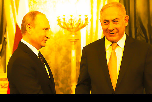 Syria: Putin Makes an Offer to Israel, Will Israel Refuse?
