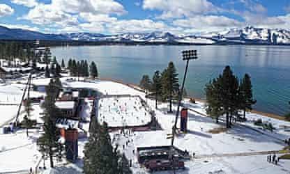 NHL postpones both Lake Tahoe outdoor games due to melting ice
