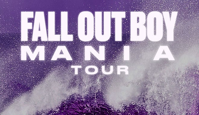 Image result for fall out boy mania tour