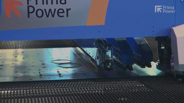 prima power E6 poinçonneuse avec LST