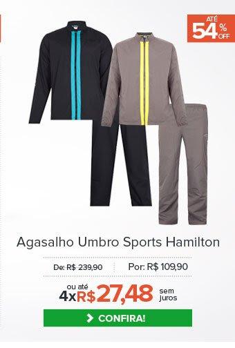 Agasalhos Umbro Sports Hamilton