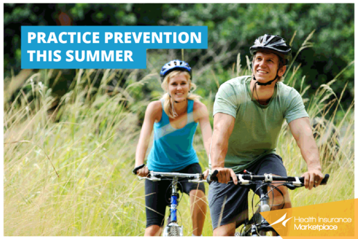 Practice prevention this summer