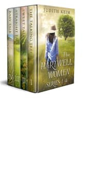 The Hartwell Women Series: Books 1–4 by Judith Keim