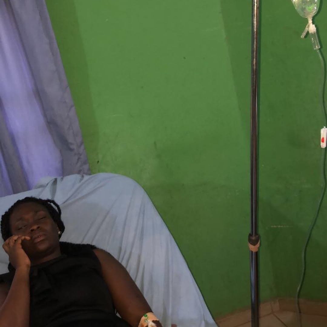 Janemena's Pregnant Friend Who Was Brutalized By Delta Police Loses Her Pregnancy