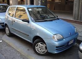 Image result for old blue fiat hatchback